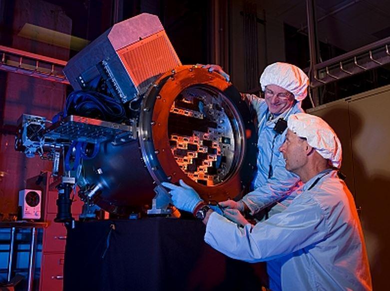 Dark Matter Energy camera