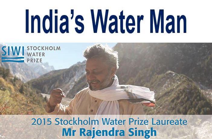 Indias Water Man