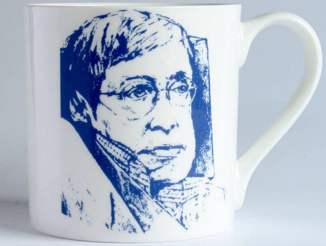 Stephen Hawking mug
