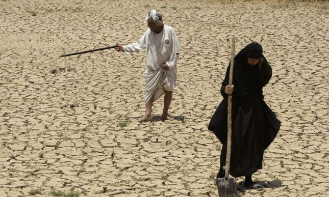 Syrian Drought Farm