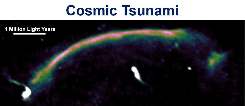 Cosmic Tsunami