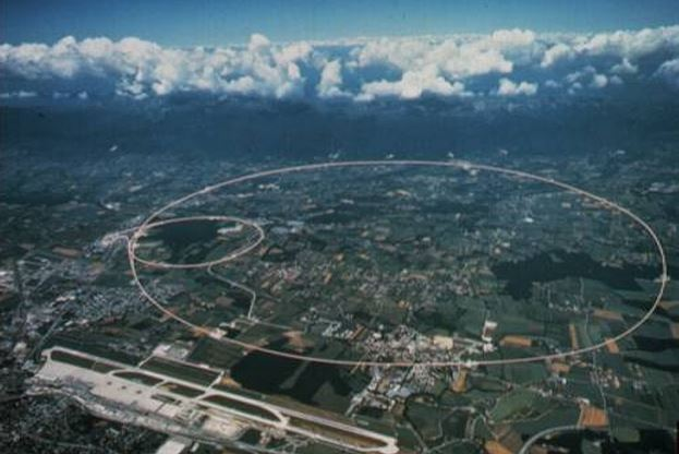 LHC 27 km long
