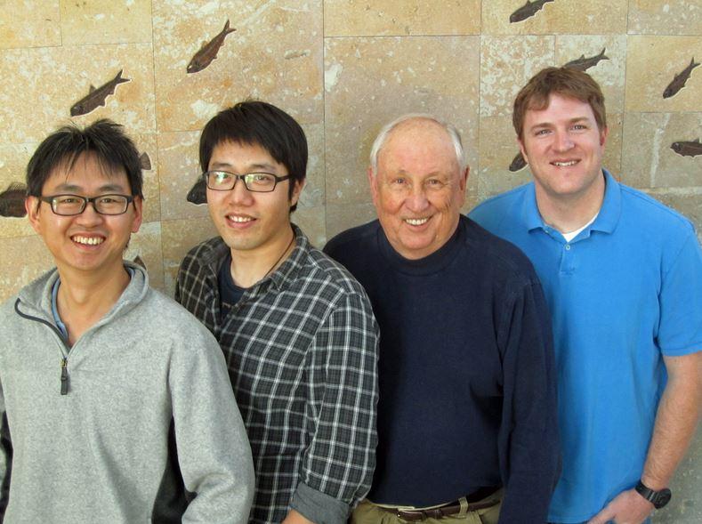 Utah science team
