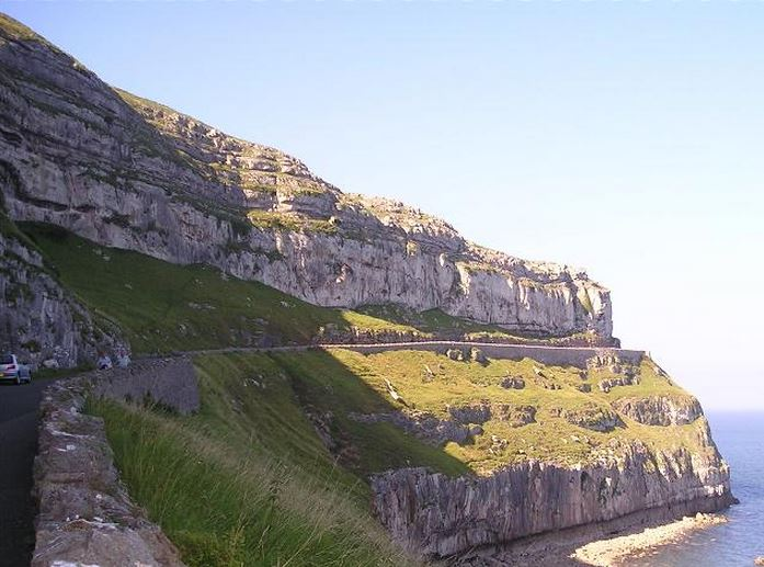 Great Orme drive