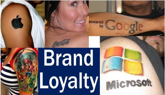Brand loyalty is worth billions