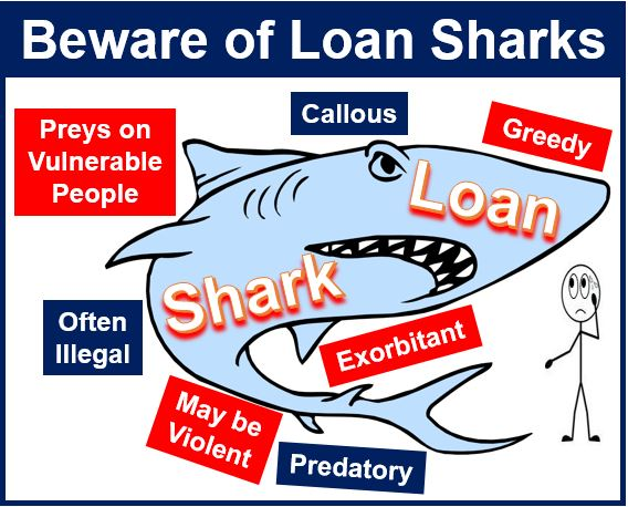 Loan Shark Beware