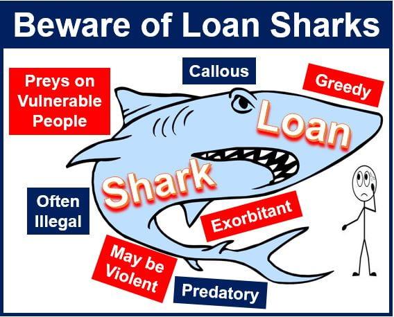Loan Shark Beware