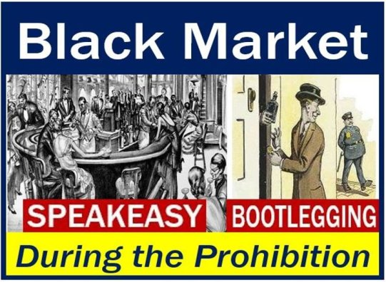 Black Market USA - During the Prohibition