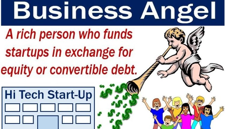 Business Angel - definition with meaning