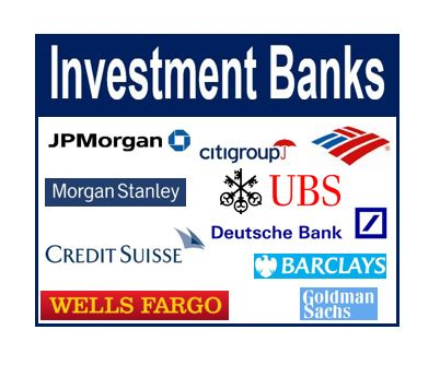 Investment banks thumbnail