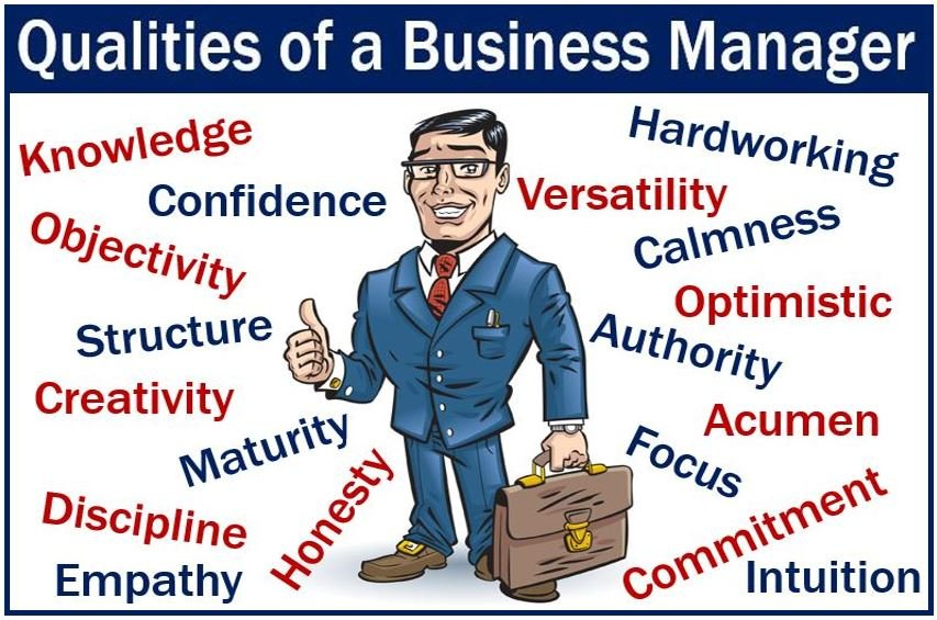 Business manager - definition and meaning - Market Business News