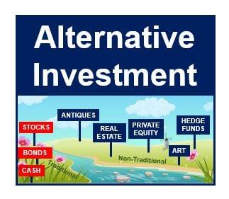 Alternative investment options for investors