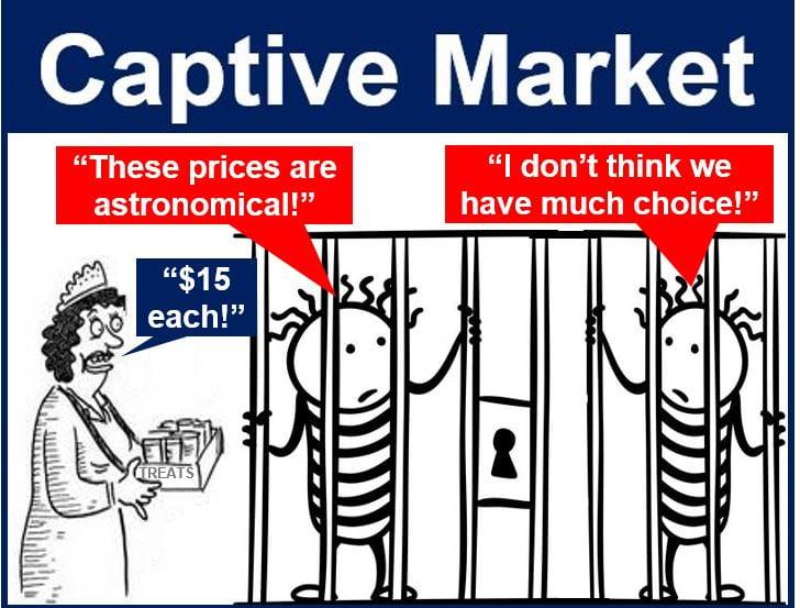 Image result for Captive Market