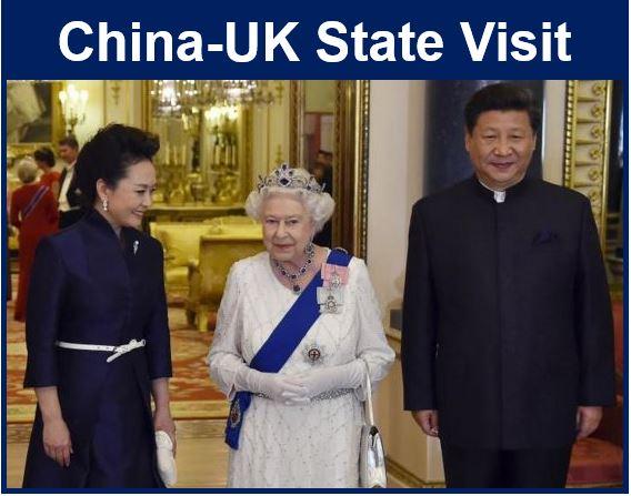 China UK state visit