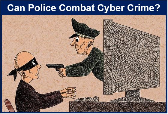 cyber crime police