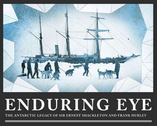 Enduring Eye one of the 80 unseen images