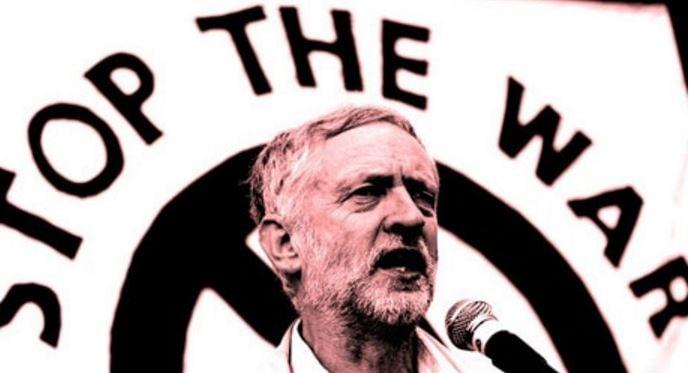 Jeremy Corbyn Stop the War Coalition