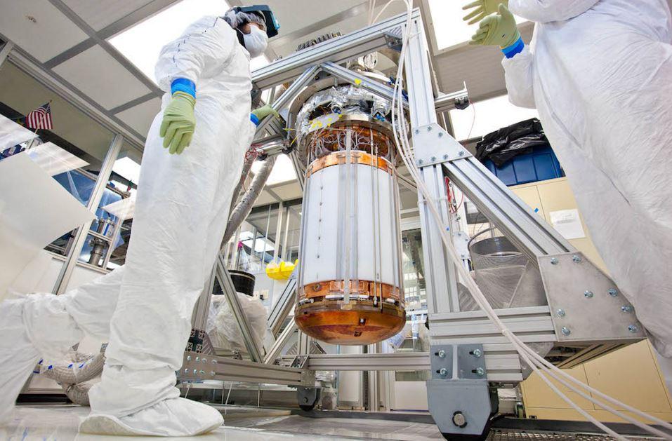 LUX dark matter detector has just got better