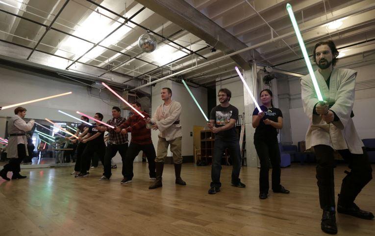 Lightsaber class