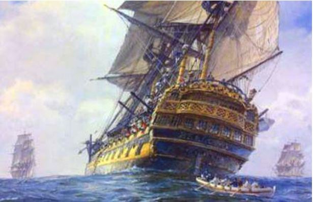 The galleon San Jose