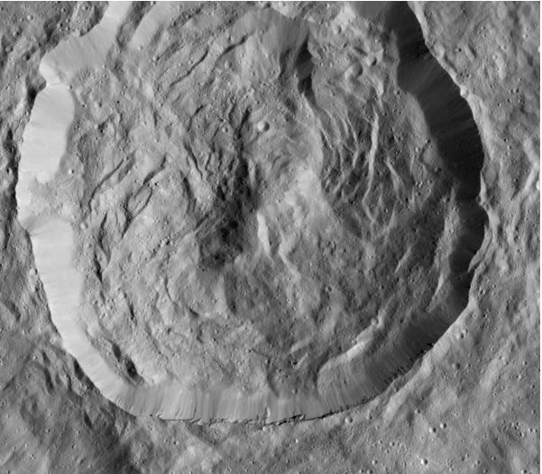 Cerean Crater