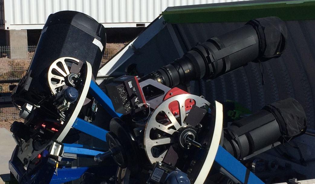 Lens telescopes