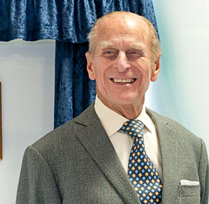 Prince Philip the supporter of engineering
