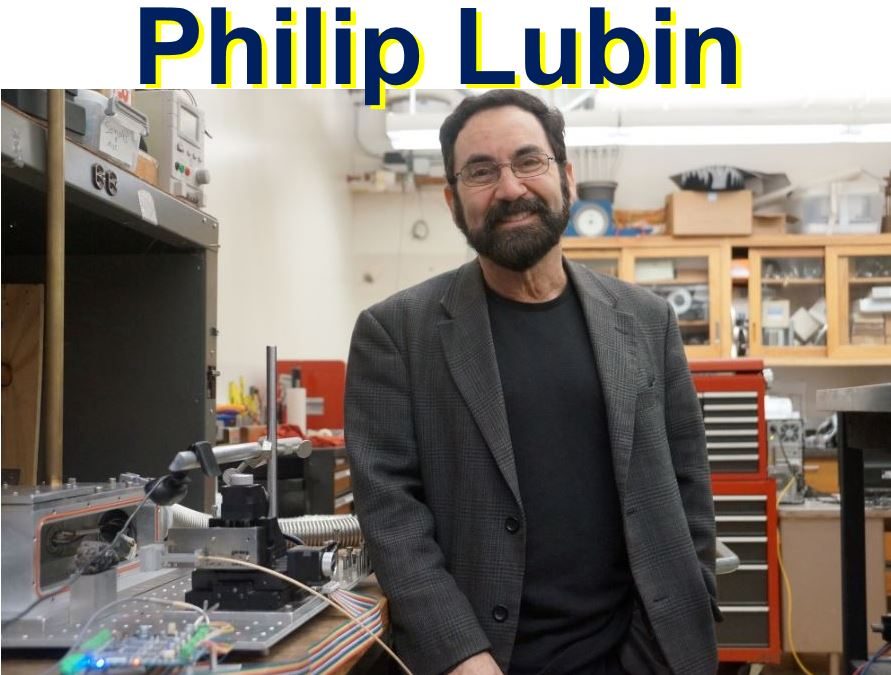 Prof Philip Lubin