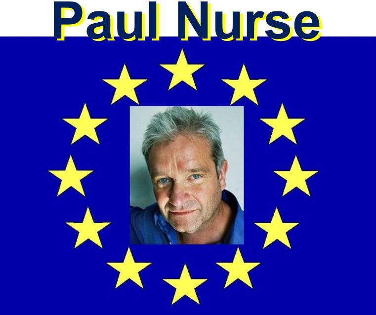 Sir Paul Nurse says Brexit bad for science