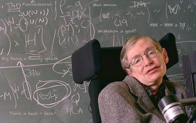 Stephen Hawking on nuclear fusion
