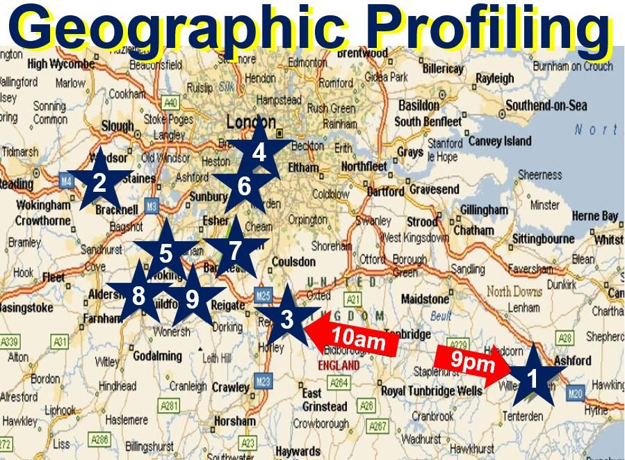 Geographical Profiling