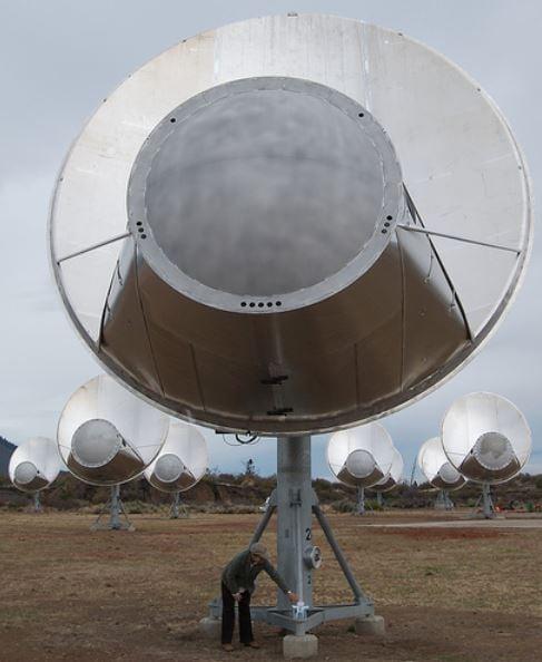 Allen telescope array USA