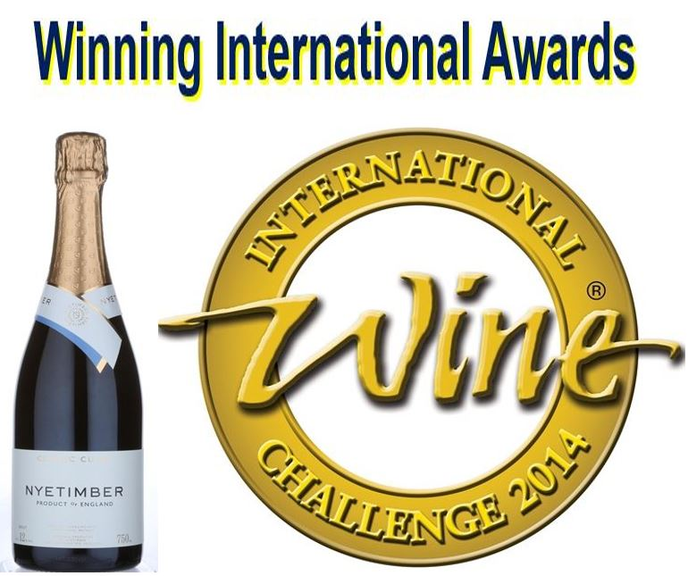 English wines winning international awards
