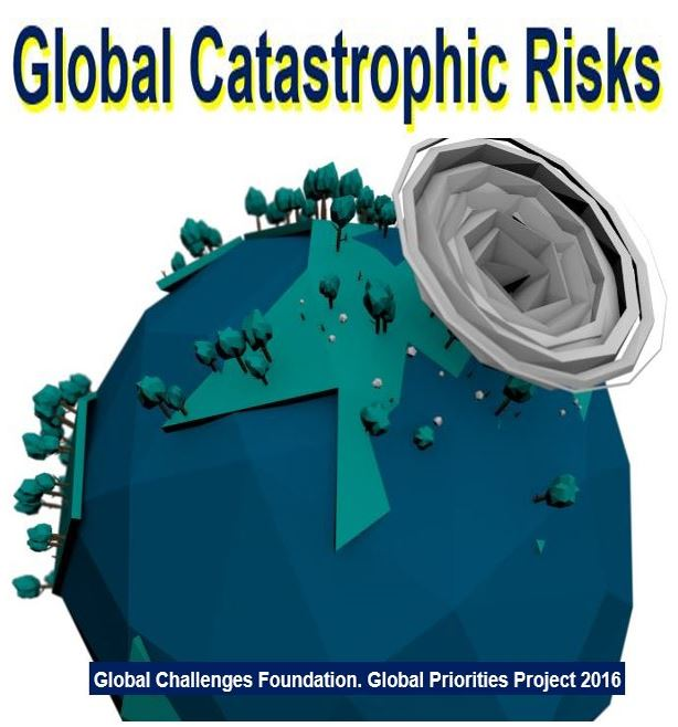 Global catastrophic risks intelligent robots