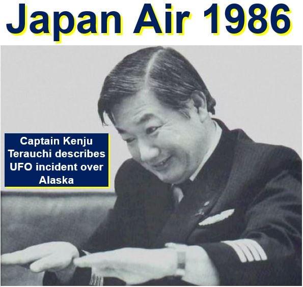 Japan Air 1986