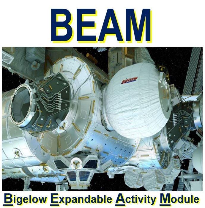 Space Roooms BEAM