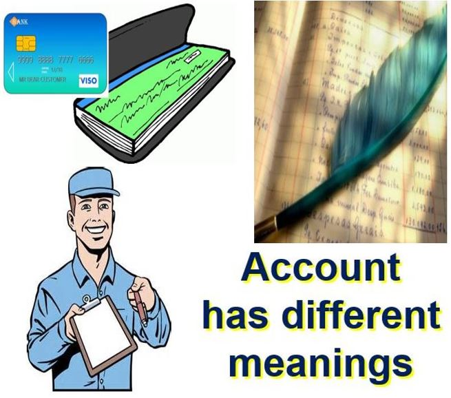 What is an account? Definition and examples - Market