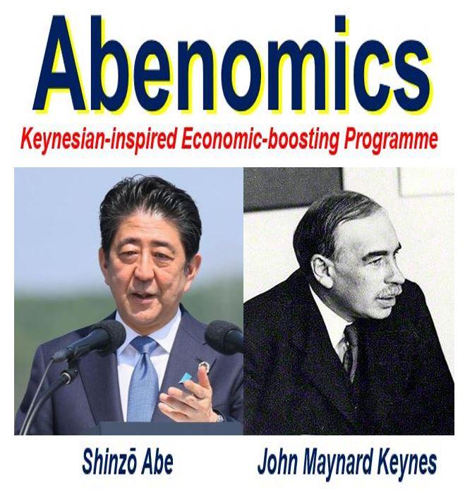 Japanese economy Abenomics