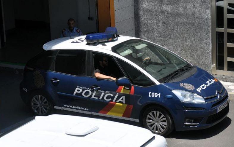 Judith Lorenzo police car Hawking death threats
