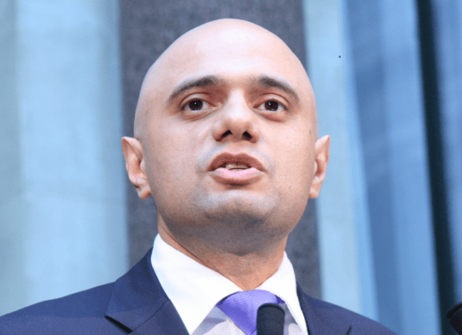 Sajid Javid, former managing director at Deutsche Bank,  Secretary of State for Business, Innovation and Skills since 11 May 2015.