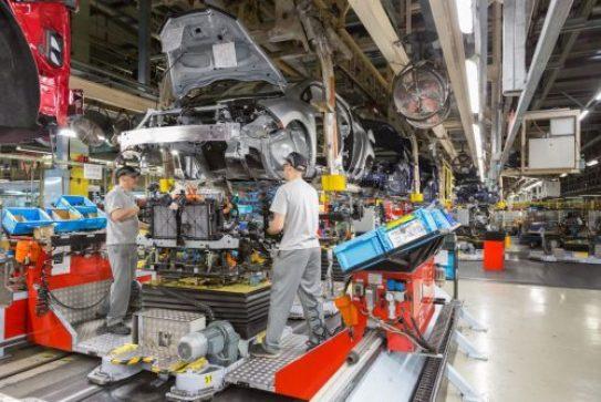 50,000th European-built Nissan LEAF