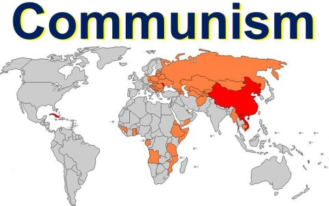 Communism today and before