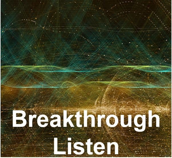 Breakthrough Listen