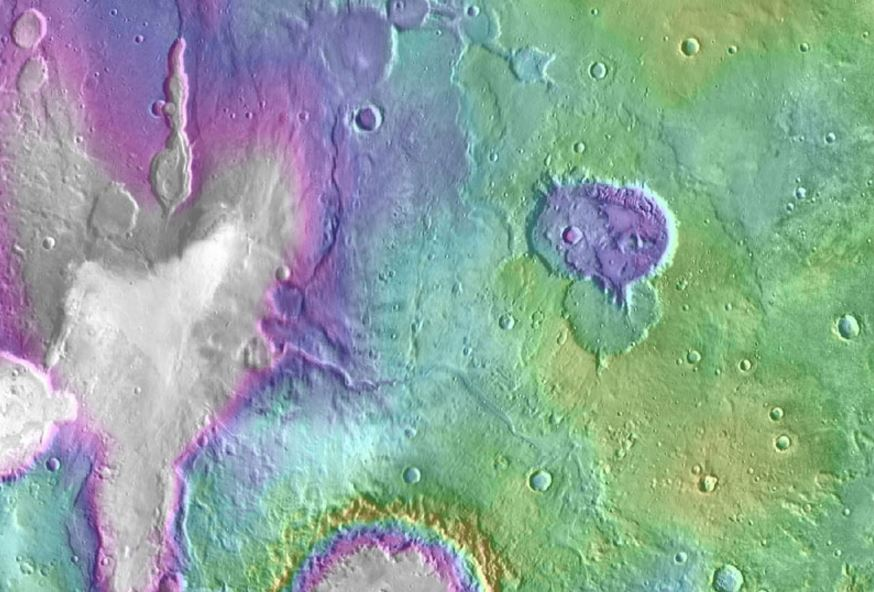 Liquid water raised life on Mars likelihood