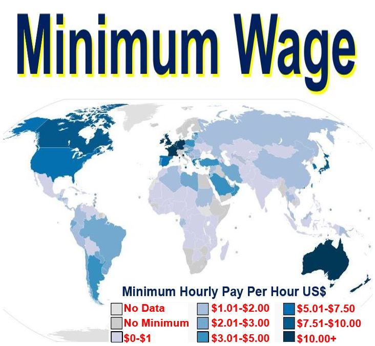What Is Minimum Wage Definition And Meaning Market Business News