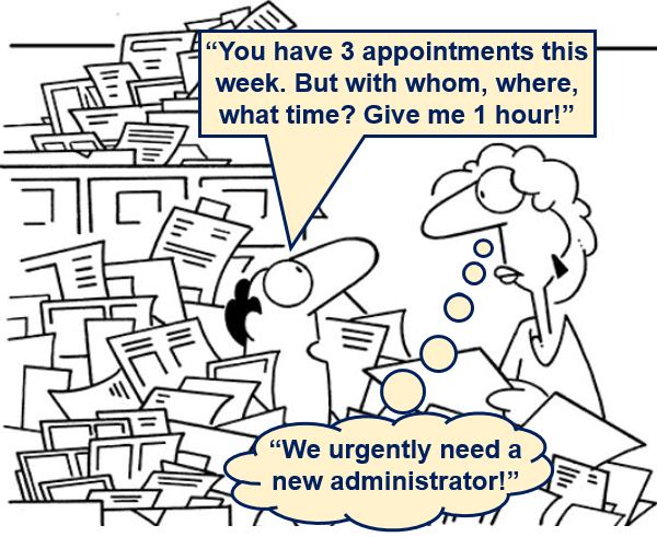 Qualities of a good administrator