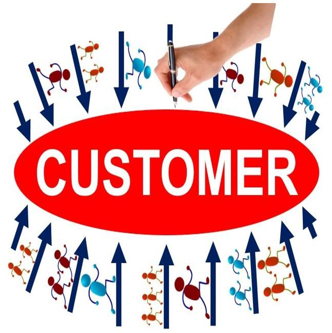 Attracting the customer