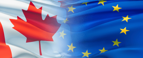 Negotiations of CETA were concluded in 2014 with the agreement to be approved by the Council of the European Union, the European Parliament and all EU member states.