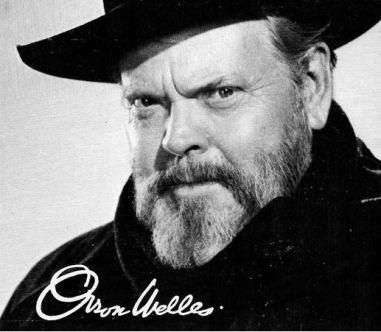 Orson Welles client quote