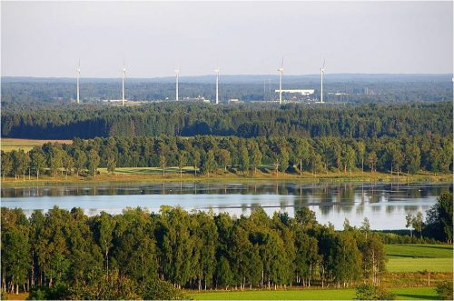 renewable energy sweden wind turbines